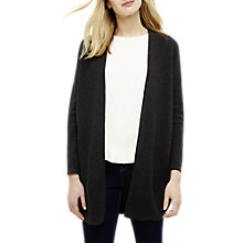 Buy Phase Eight Rayna Ripple Stitch Cardigan, Dark Charcoal Marl Online at johnlewis.com