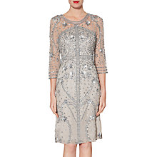 Buy Gina Bacconi Mariella Beaded Dress Online at johnlewis.com