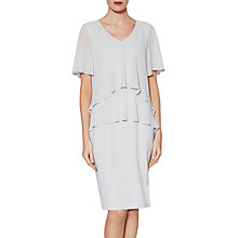 Buy Gina Bacconi Erin Chiffon Dress Online at johnlewis.com