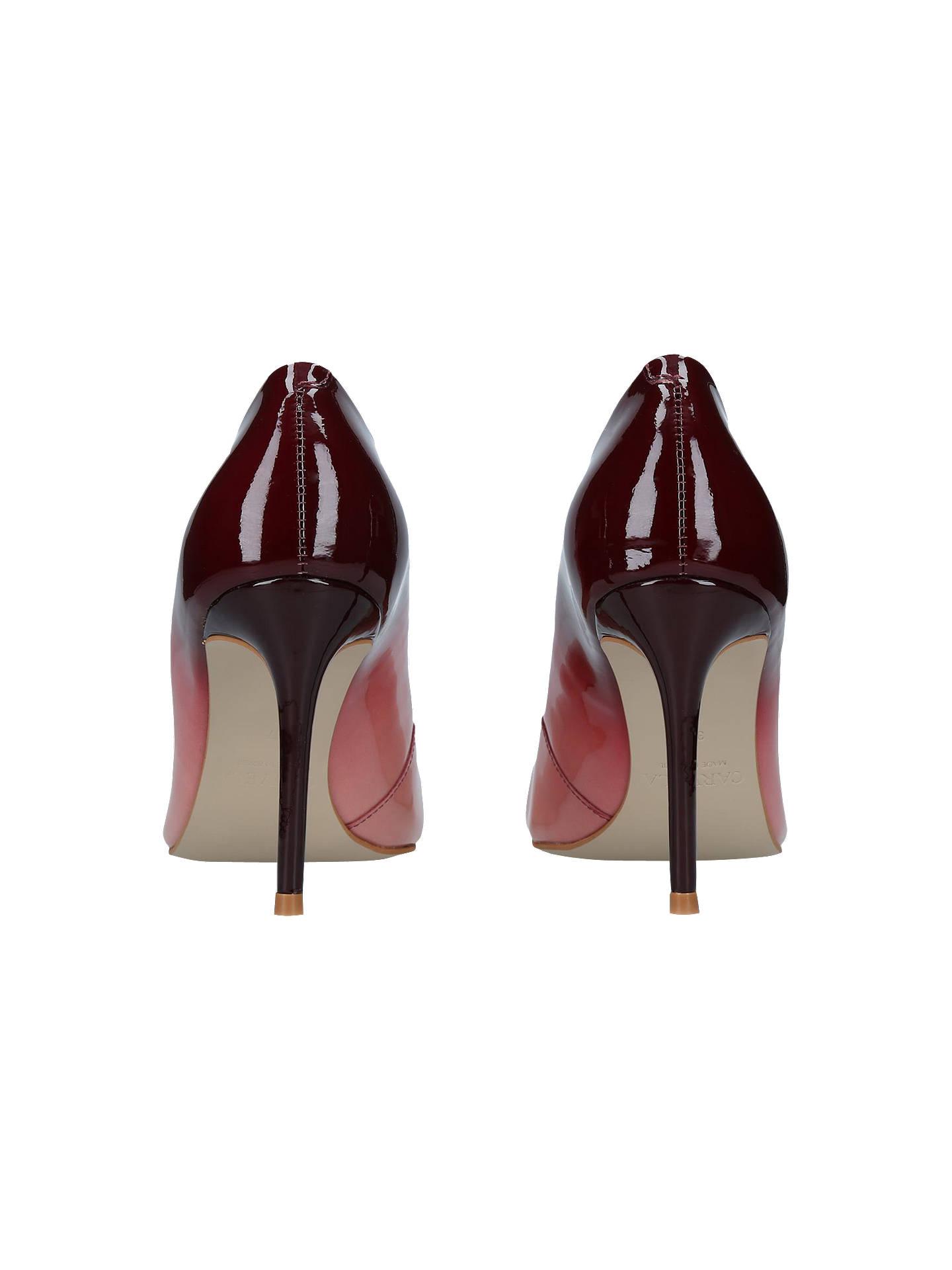 78de4dca137 Carvela Alison Pointed Toe Stiletto Court Shoes, Pale Pink at John ...