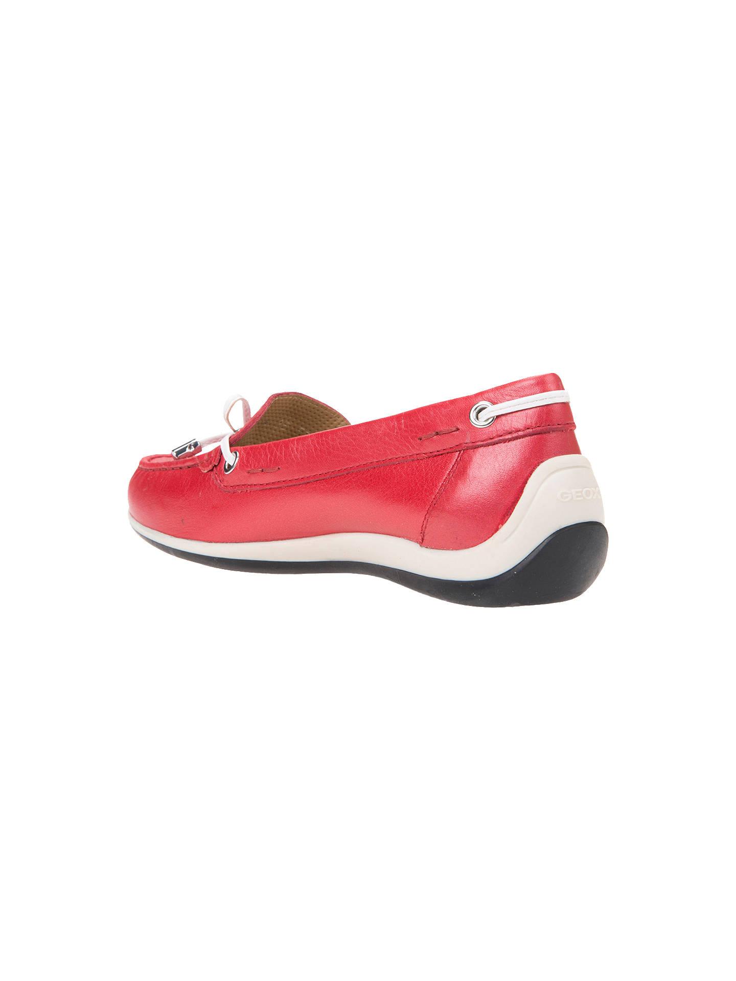 ea90692ace7 Geox Women s Yuki Flat Loafers at John Lewis   Partners