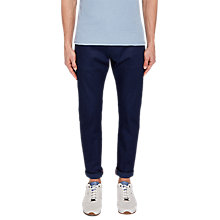 Buy Ted Baker Dobbz Straight Jeans, Blue Online at johnlewis.com