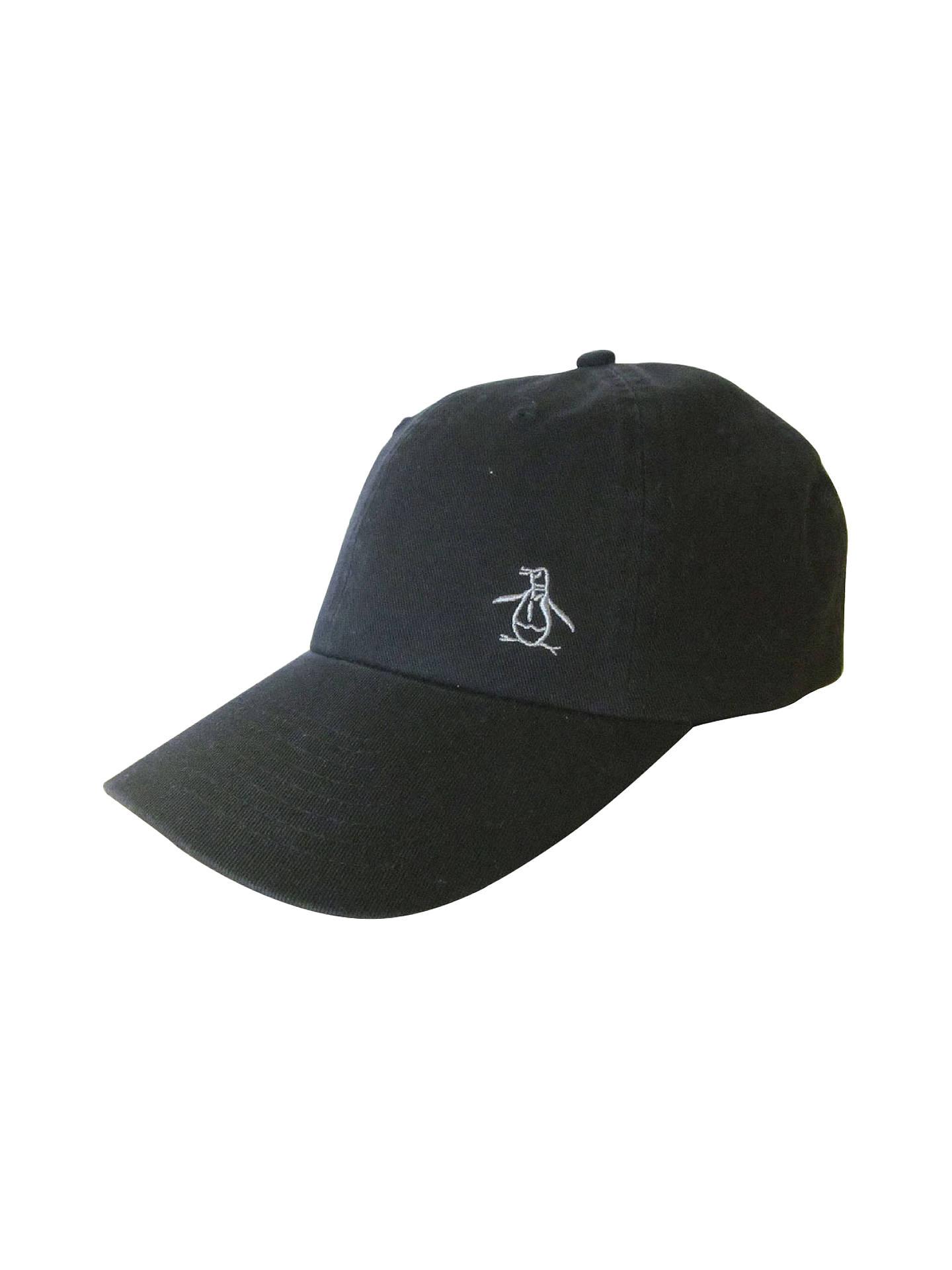 BuyOriginal Penguin Cotton Twill Baseball Cap ed23f04d5dcf