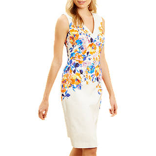 Fenn Wright Mason Roula Dress Cream Orange