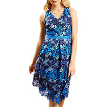 Buy Fenn Wright Manson Indigo Dress, Royal Blue Online at johnlewis.com