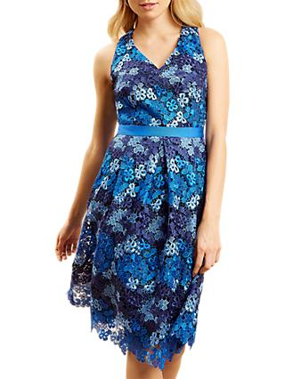 Fenn Wright Manson Indigo Dress, Royal Blue
