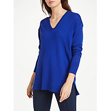 Buy Winser London Cotton Tunic Jumper Online at johnlewis.com