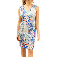 Buy Fenn Wright Manson Petite Briar Dress, Blue/Multi Online at johnlewis.com