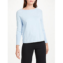 Buy Winser London Cotton Casual Jumper Online at johnlewis.com