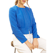 Buy Fenn Wright Manson Petite Celeste Jacket, Blue Online at johnlewis.com