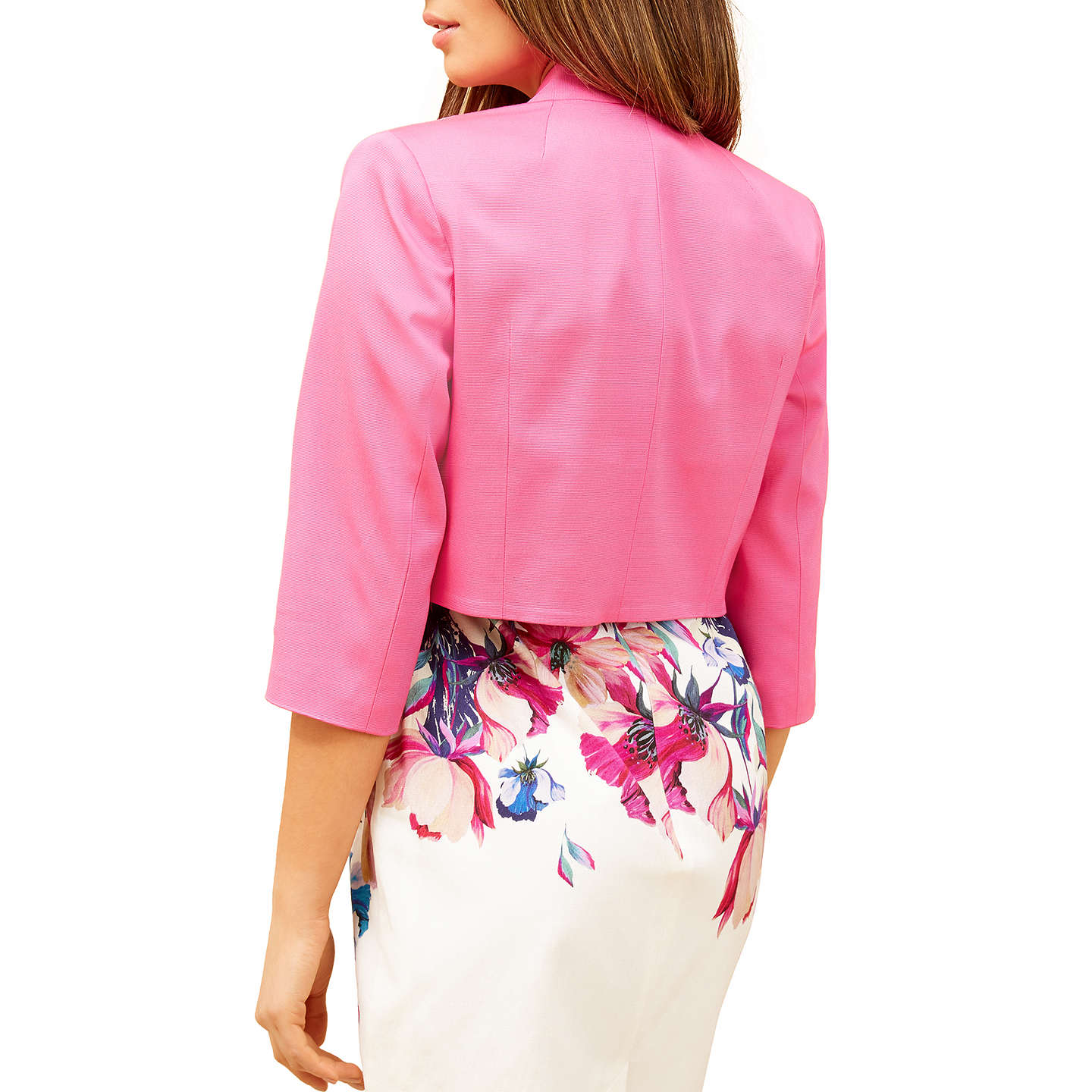 BuyFenn Wright Manson Lichtenstein Jacket, Bright Pink, 8 Online at johnlewis.com