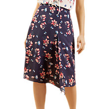 Buy Fenn Wright Manson Petite Robin Skirt, Navy Online at johnlewis.com