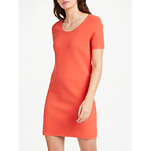 Buy Winser London Cotton Textured Dress Online at johnlewis.com