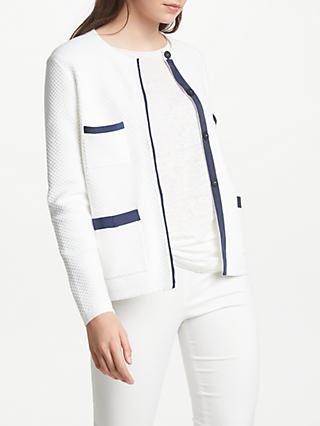 Winser London Cotton Parisian Jacket, White