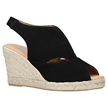 Buy Carvela Comfort Sara Wedge Heel Sandals Online at johnlewis.com