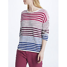 Buy Seasalt Emile Jumper, Sorbet Hellebore Online at johnlewis.com