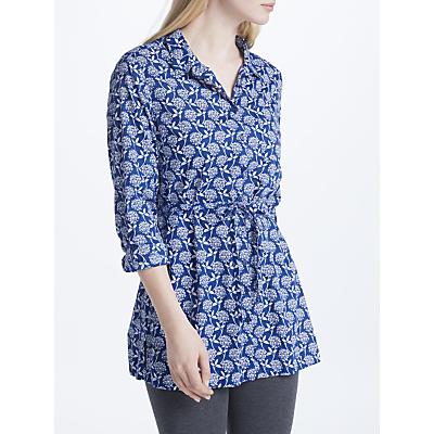 Seasalt Fishing Reel Shirt, Blue