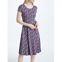 Buy Seasalt Riviera II Dress, Cornflower Night Online at johnlewis.com