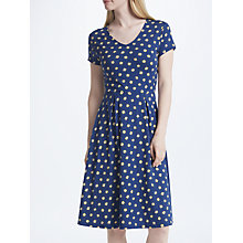 Buy Seasalt Pier View Dress, William Flower Marine Online at johnlewis.com