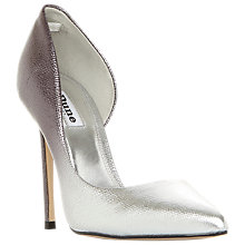 Buy Dune Chica Stiletto Heel Court Shoes Online at johnlewis.com
