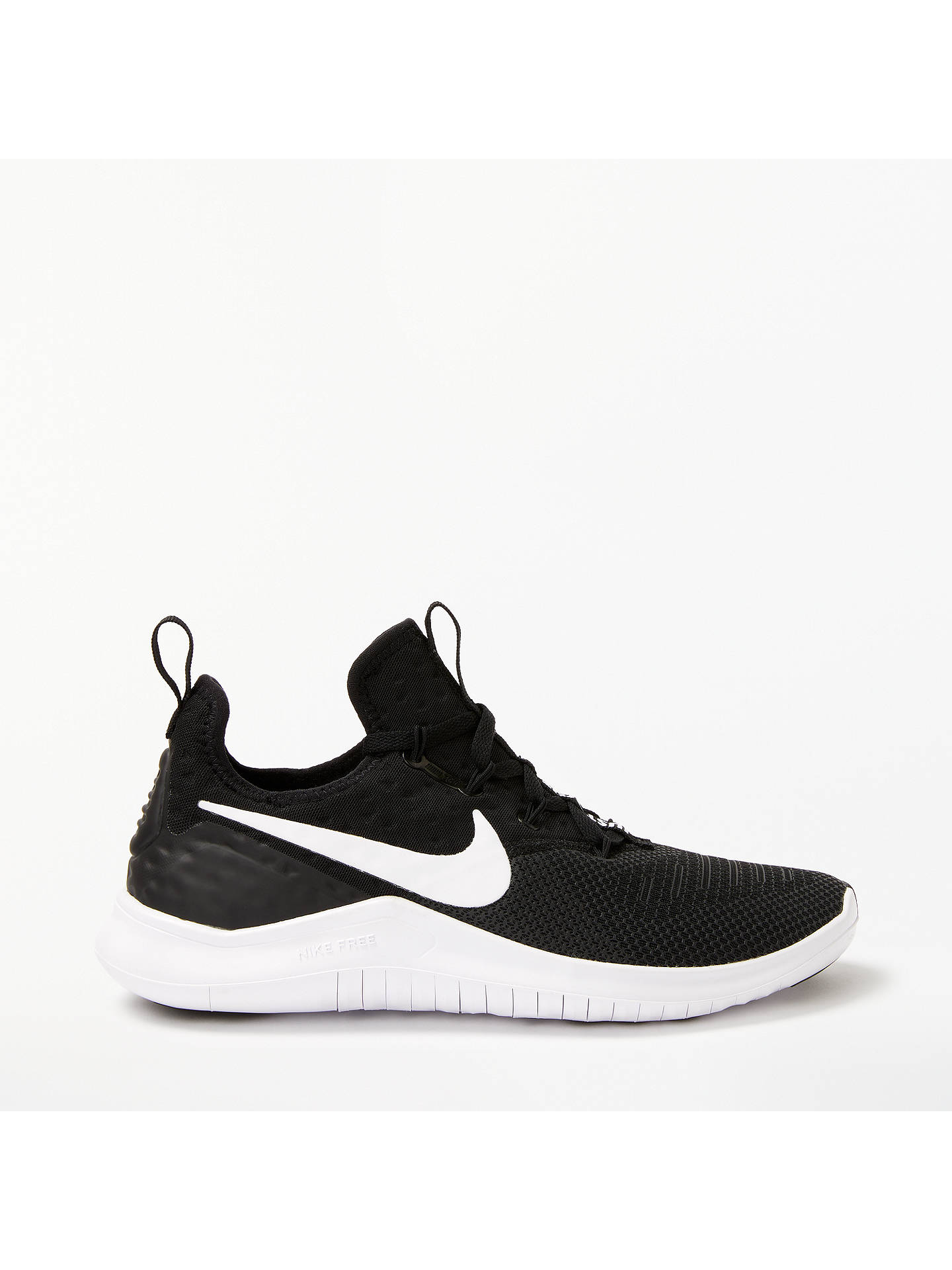 innovative design 6c44c fda10 Buy Nike Free TR 8 Women s Training Shoes, Black White, 4 Online at ...