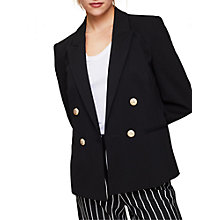 Buy Miss Selfridge Military Blazer Online at johnlewis.com