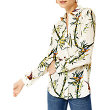 Buy Warehouse Barbican Songbird Shirt, Multi Online at johnlewis.com