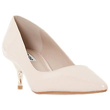 Buy Dune Aspire Kitten Court Shoes Online at johnlewis.com