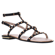 Buy Carvela Banker Stud Embellished Sandals Online at johnlewis.com