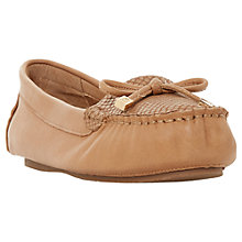 Buy Dune Geenova Leather Loafers Online at johnlewis.com