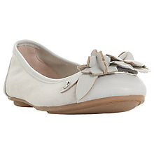 Buy Dune Honeysuckle Ballet Pumps Online at johnlewis.com