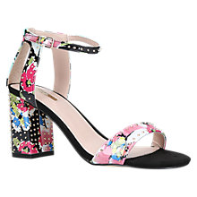 Buy Carvela Gogo Studded Block Heel Sandals, Multi Online at johnlewis.com