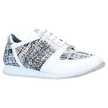 Buy Carvela Lake Lace Up Trainers Online at johnlewis.com