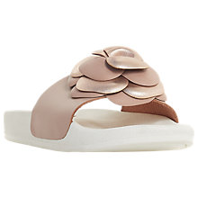 Buy Dune Lovely Flower Slider Sandals Online at johnlewis.com