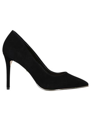 Kurt Geiger London Audley High Heel Court Shoes
