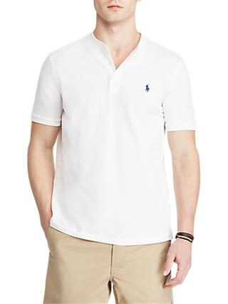 Polo Ralph Lauren Henley T-Shirt, White