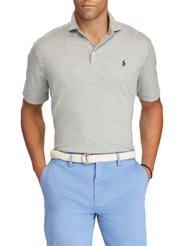 John Polo At Pima Shirt Cotton Lauren Partners Lewisamp; Ralph EHIWD92