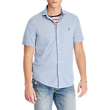 Buy Polo Ralph Lauren Short Sleeve Slim Fit Shirt Online at johnlewis.com