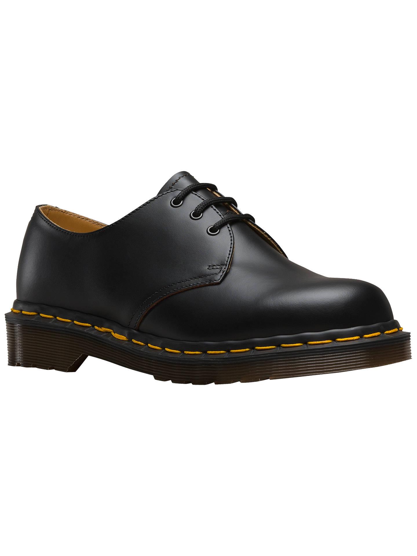d35e13874c6 Buy Dr Martens 1461 Vintage Shoe, Black, 7 Online at johnlewis.com ...