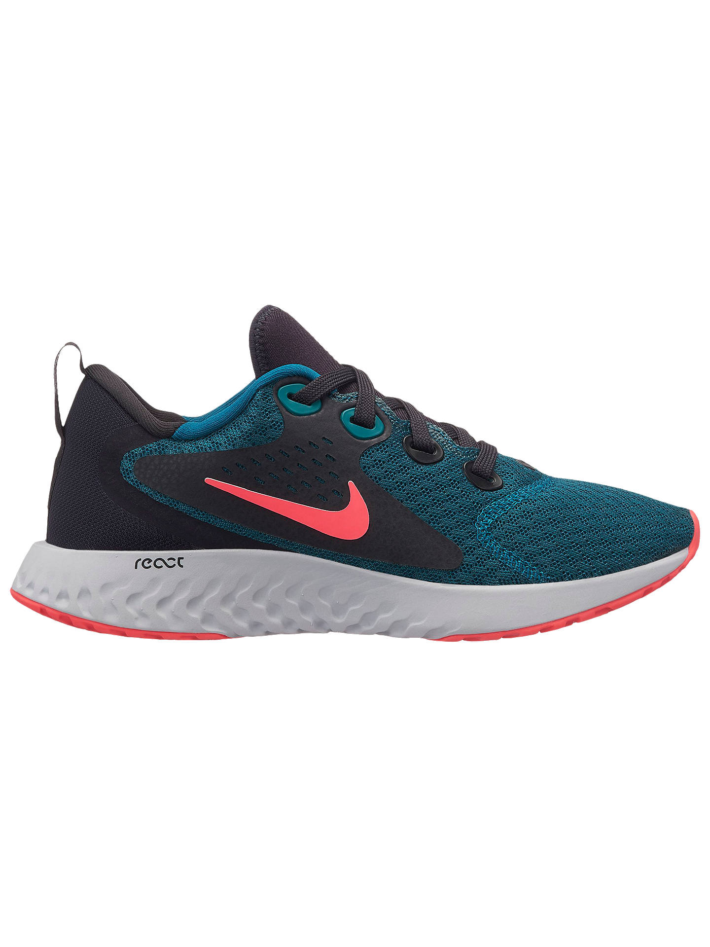 7d38369716245c Nike Children s Rebel React Trainers at John Lewis   Partners
