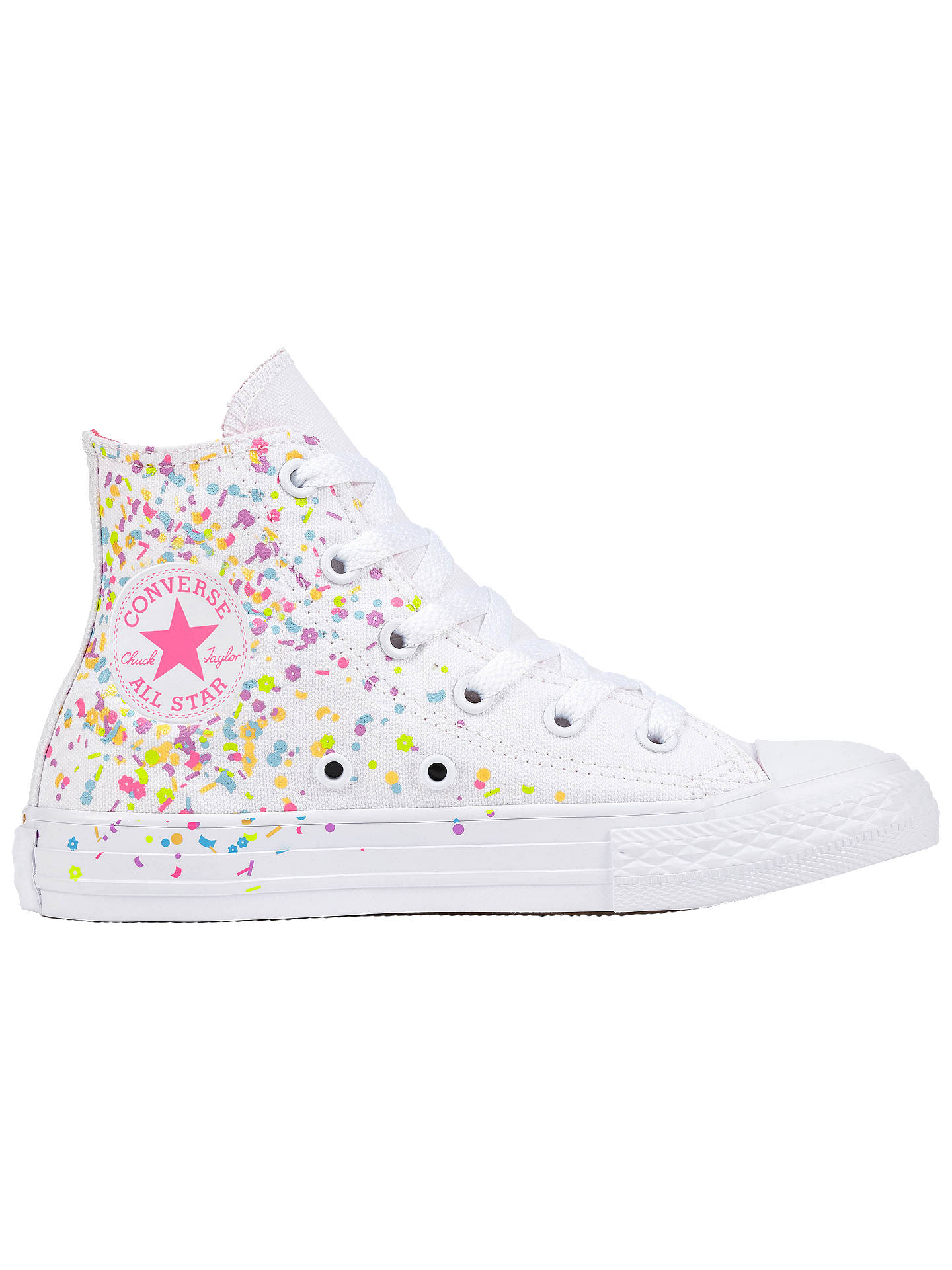 b75fa578a5f9 Buy Converse Chuck Taylor All Star Sprinkles Hi-Top Trainers
