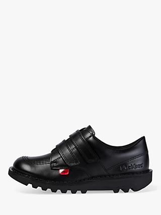 05890f6dd1e Kickers Children s Kick 3 Strap Lo-Top Shoes