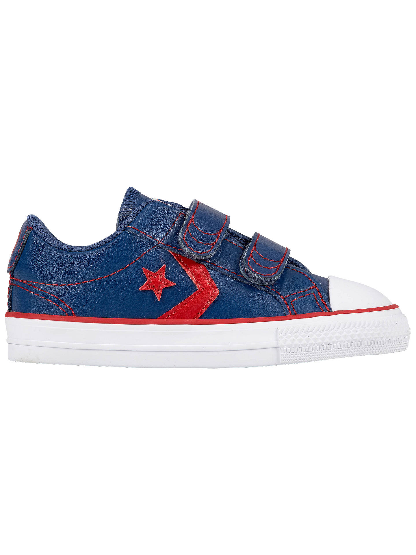 cba4d3e940a3 BuyConverse Children s Star Player 2V Double Riptape Shoes