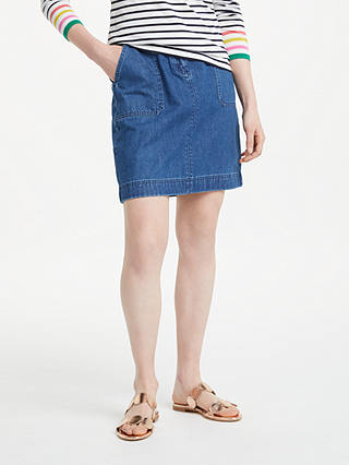 Buy Boden Chino Skirt, Mid Vintage, 8 Online at johnlewis.com