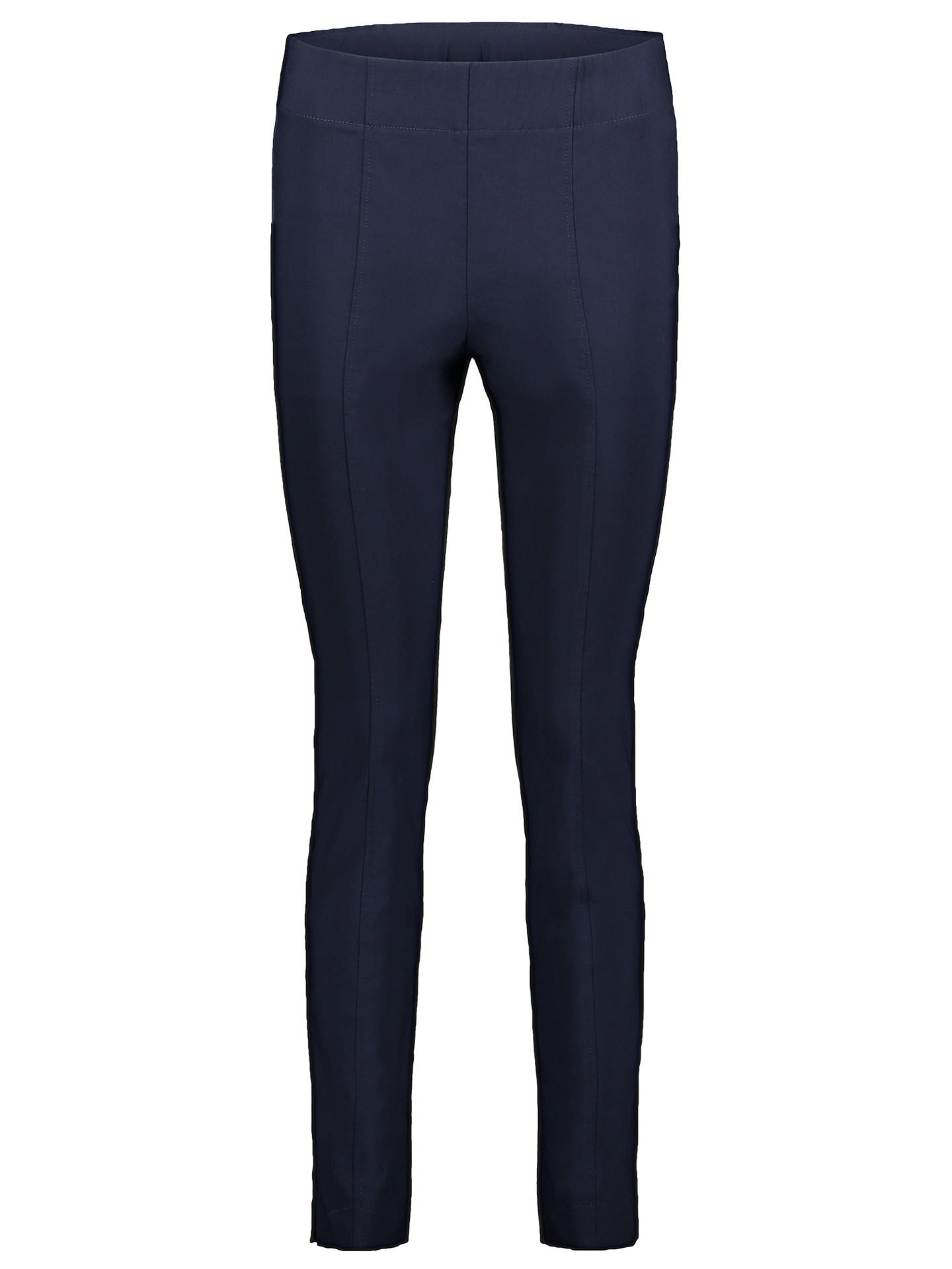 Buy Betty Barclay Pull-On Trousers, Dark Sky, 10 Online at johnlewis.com