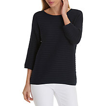 Buy Betty Barclay Fibbed Knitted Jumper Online at johnlewis.com