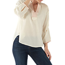 Buy Fat Face Tilda Notch Tunic Top Online at johnlewis.com