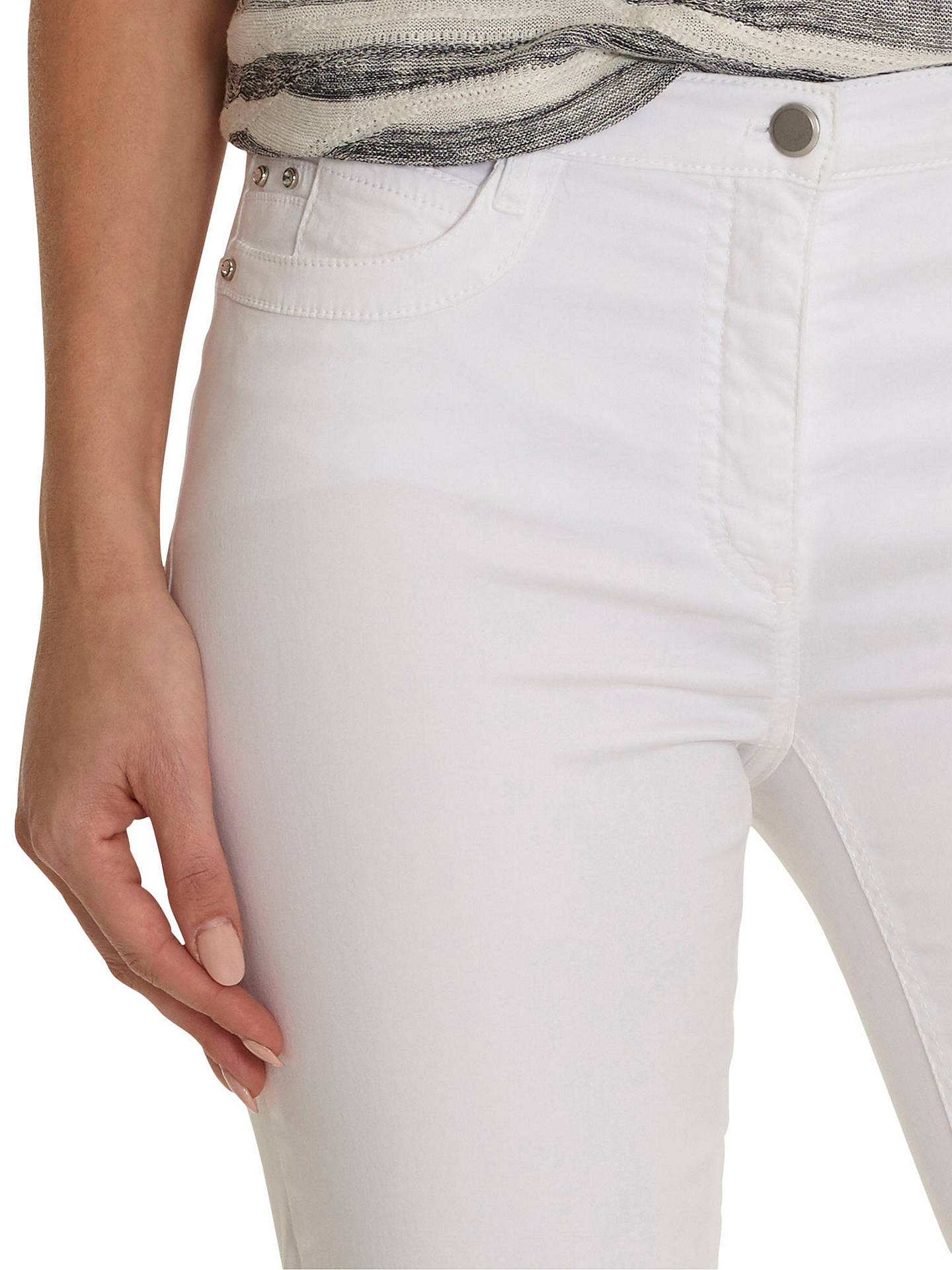 BuyBetty Barclay Perfect Body Jeans, Off White, 10 Online at johnlewis.com