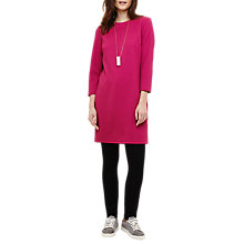 Buy Phase Eight Tilly Textured Tunic Dress Online at johnlewis.com