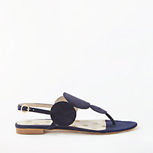 Buy Boden Aubry Toe-Post Sandals Online at johnlewis.com